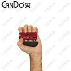 CanDo Digi-Flex Parmak Çalıştırıcı Kırmızı