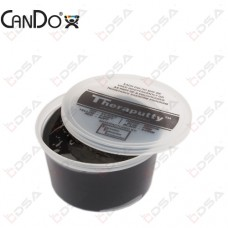 CanDo Theraputty El Egzersiz Hamuru Siyah 450gr