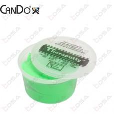 CanDo Theraputty El Egzersiz Hamuru Yeşil 450gr
