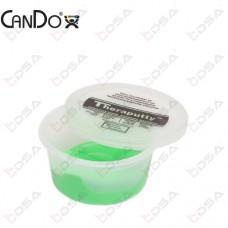 CanDo Theraputty El Egzersiz Hamuru Yeşil 56gr