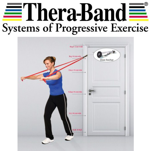 Thera-Band Door Anchor  sc 1 st  DSA & Thera-Band Door Anchor Accessory 22130