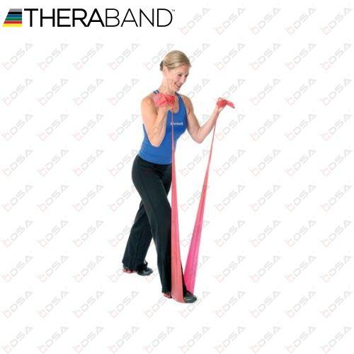thera band exercises for seniors