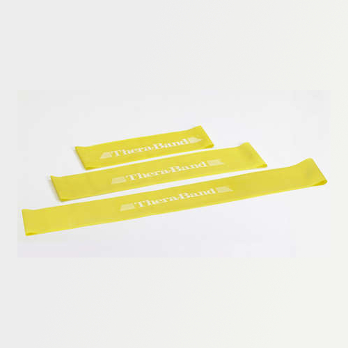 Thera Band Exercise Band Loops 20.5 cm Long 20810 Yellow