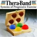 Thera-Band Hand Exercisers Ahşap Saklama Kutusu