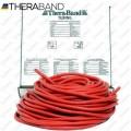 Thera-Band Egzersiz Tüpü 30.5 m Kırmızı