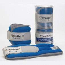 Thera-Band El-Ayak Ağırlık Bileklikleri Mavi 1.1 Kg