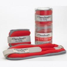 Thera-Band El-Ayak Ağırlık Bileklikleri Kırmızı 0.5 Kg